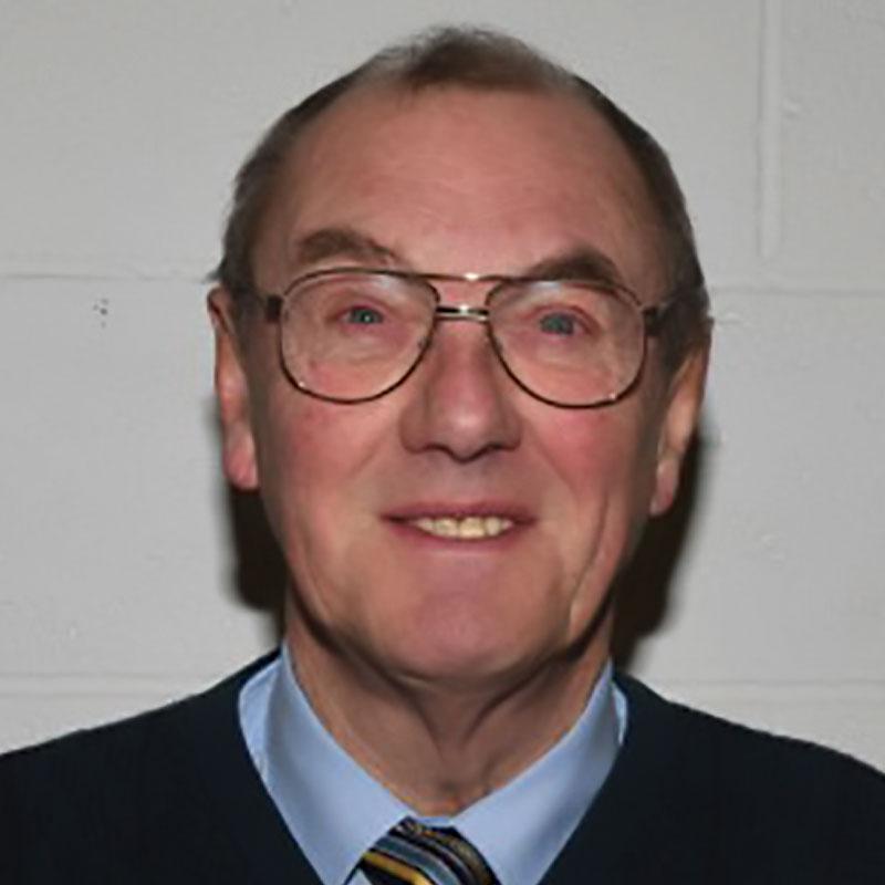 Philip Richardson MBE