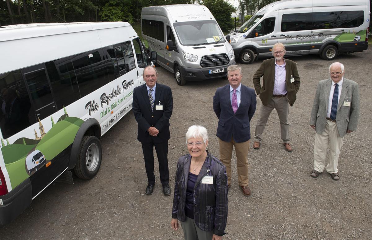Trustees & Patron